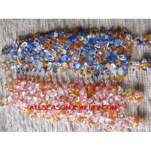 Mix Color Stone Bracelets