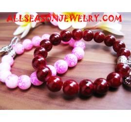 Stone Bracelet Charm