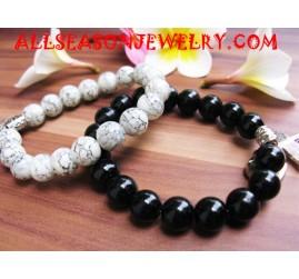Stone Bracelet Cluster