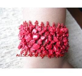Women Bracelets Stone