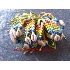 Cowry Hemp Bracelet