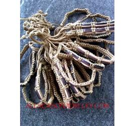 Hemp Woven Bracelet