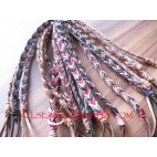 Leather Woven Bracelets