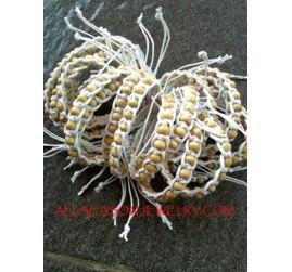 Natural Hemp Bracelet