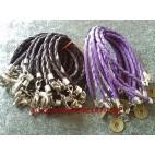 Charm Hemp Bracelet