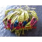 Surfer Bead Bracelets