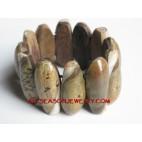 Bracelet Organic Shells Bali