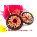 Design Earring Painting