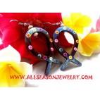 Jewelry Wooden Earring