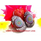 Wooden Earrings Women