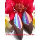 Wooden Jewelry Earrings