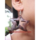 Coconuts Stars Earring