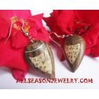 Fashion Wooden Earring