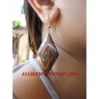 Fashion Woods Earring