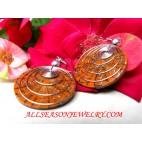 Shell Earring Stainless