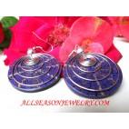 Shell Stainless Earring