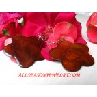 Flower Shape Earrings