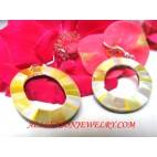 Shell Earrings Jewelry