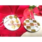 Shell Handmade Earring