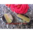 Earring Paua Seashells