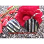 Earring Seashells Paua