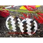 Earring Seashells Pearl