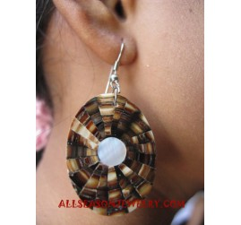 Fashion Shell Earring
