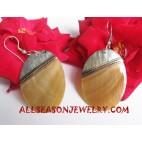 Handmade Shells Earring