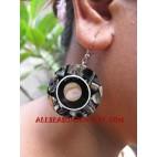 Paua Earring Seashell