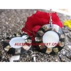 Paua Earring Seashells