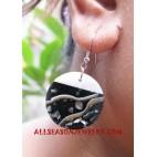 Paua Seashells Earring