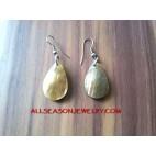 Shell Small Earrings