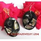 Seashell Earring Handmade