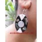 Seashell Paua Earring