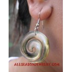 Seashells Pearl Earring