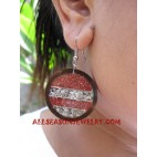 Shell Coral Earring
