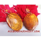 Shells Earring Natural