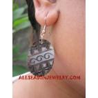 Shells Earrings Carving