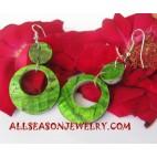 Shells Earrings Handmade