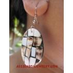 Shells Pearl Earring