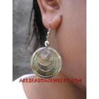 Shells Pearl Earrings