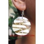 Shells Resin Earrings