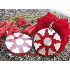 Shells Tattoo Earring Fashion Handmade