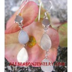 Earring Seashells Natural