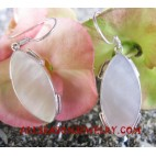 Earrings Silvers Natural
