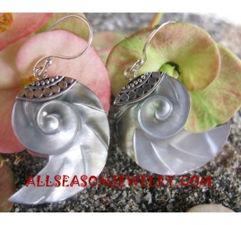 Silver Earrings Handmade