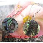 Silvers Earrings Seashells