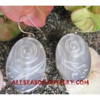 Silvers Seashells Earrings