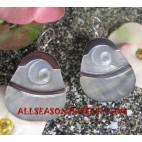 Women Silver Earrings