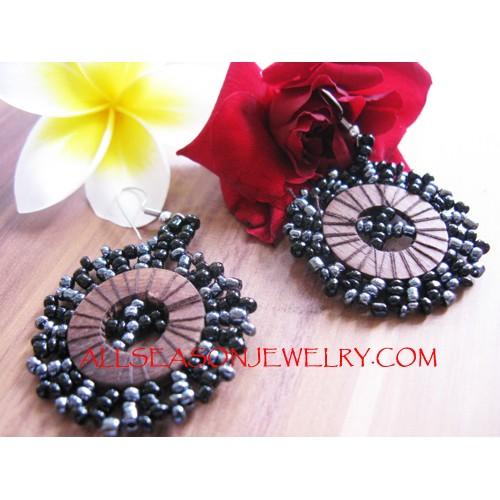 Fashion Earrings Bead